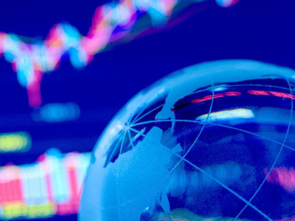 Supply Chain Globe
